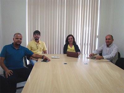 Reunião CMU e UAITEC