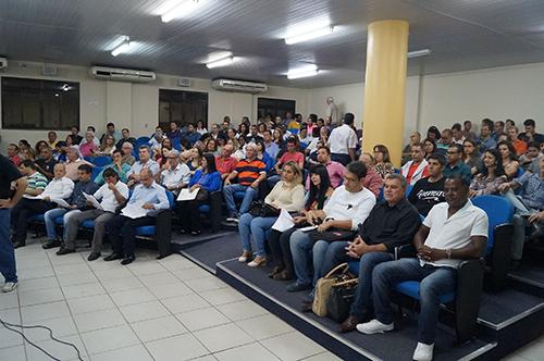 Participantes Audiência Pública
