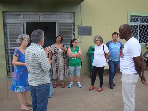CMI visita Secretaria de Meio Ambiente