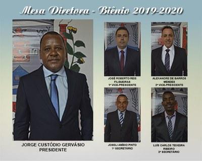 Mesa Diretora Bienio 2019 2020