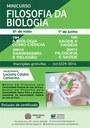 A Filosofia da Biologia é tema de minicurso promovido pela Câmara em parceira com a UEMG
