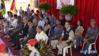 Bombeiros Militar prestam homenagens nos 30 anos da Companhia em Ubá