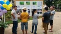 Cacima apresenta atividades desenvolvidas na Semana do Meio Ambiente no encerramento do evento ocorrido na Praça São Januário