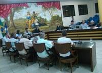 Câmara aprova cinco projetos em reunião ordinária