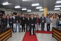 Câmara e Prefeitura de Ubá realizam solenidade de entrega de Títulos de Cidadania Honorária de Ubá e Personalidade Ubaense do Ano
