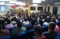 Câmara Municipal de Ubá sedia Audiência Pública sobre água e esgoto
