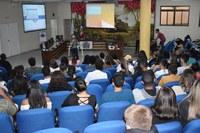 Centenas de estudantes iniciam o Pré-Enem 2019