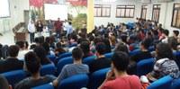 Centenas de estudantes iniciam o Pré-Enem Social