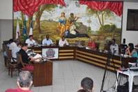 Cinco projetos de lei receberam votação favorável nesta segunda-feira
