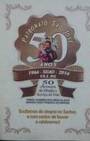 CMU realiza solenidade em homenagem ao Cinquentenário do Patronato São José