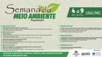 Comissão de Agricultura, Comércio, Indústria e Meio Ambiente promove semana do meio ambiente