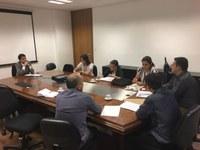 CPI da Crise Hídrica da CMU participa de reunião com a Copasa em BH