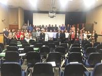 Escola do Legislativo da ALMG promove capacitação para o Parlamento Jovem 2019