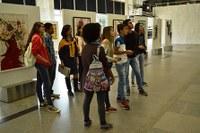 ESTUDANTES DO PARLAMENTO JOVEM DE UBÁ VISITAM ASSEMBLEIA LEGISLATIVA DE MINAS