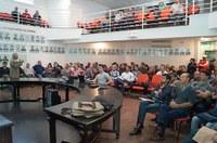 Fórum realizado em Visconde do Rio Branco discute situação da Bacia do Xopotó