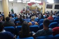 Instaurada a CPI da Crise Hídrica em Ubá