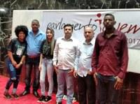 Integrantes do Parlamento Jovem Ubá participam de Plenária Estadual em BH