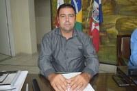 José Roberto é  o novo presidente da Escola do Legislativo da CMU