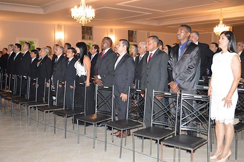 Justiça Eleitoral diploma prefeito e vereadores eleitos de Ubá e região