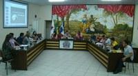 LDO DE 2018 é pauta de reunião entre vereadores e representantes da Prefeitura
