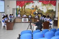 Parlamento Jovem de Ubá define propostas para a Plenária Regional e sugere tema para o PJ de 2020