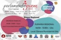 Plenária Regional do Parlamento Jovem polo Caparaó será em Ubá