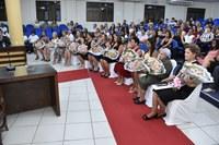 Poder Legislativo homenageia onze mulheres