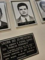 Poder Legislativo presta homenagem póstuma ao seu ex-presidente, Norton Antônio Fagundes Reis