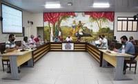 Prestação de contas do Município referente ao 2º quadrimestre de 2021 é apresentada ao Legislativo