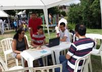 Projeto Câmara nas Comunidades é realizado no bairro Altair Rocha