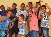 Projeto Câmara nas Comunidades é realizado no bairro Ponte Preta