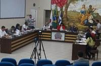 Segunda reunião do semestre tem três Projetos de Lei aprovados e encaminhados para sanção