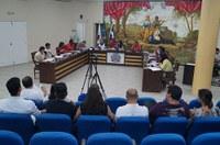 Vereadores aprovam projetos sobre incentivo à Cultura, prevenção de acidentes e desperdício de água
