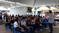 Vereadores Mirins e jovens parlamentares participam da Semana Municipal da Juventude