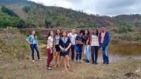 Vereadores Mirins e Jovens Parlamentares visitam o Horto Florestal e Miragaia
