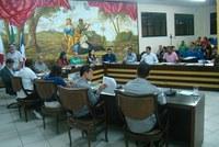 Vereadores recebem convidados para  debater os resultados financeiros da Prefeitura de Ubá