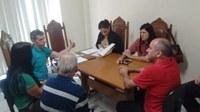 Vereadores reúnem-se com o gerente de Fiscalização Operacional da Arsae