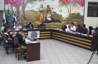 Vetos da Prefeitura pautam Reunião Ordinária na CMU